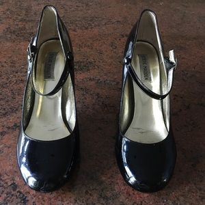 Steve Madden Patent Leather Pumps Size 9 1/2